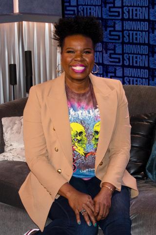 Leslie Jones Talks F.B.I. Stings & Leaving 'SNL'