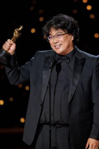 'Parasite' Wins Best Picture, Director