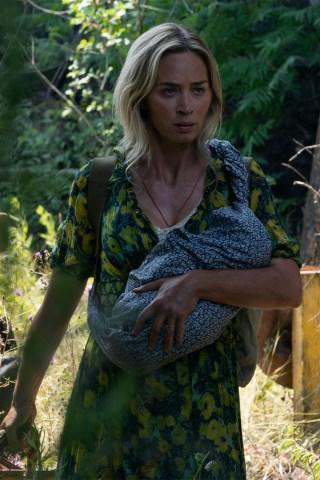 Emily Blunt Struggles to Survive in New Teaser