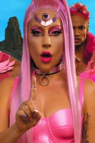 Lady Gaga Drops 'Stupid Love' Music Video