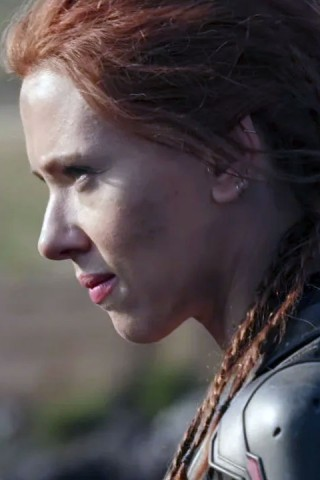 Scarlett Johansson Fights Back in 'Black Widow'