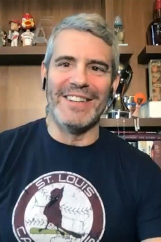 Andy Cohen Opens Up About His Battle With COVID-19