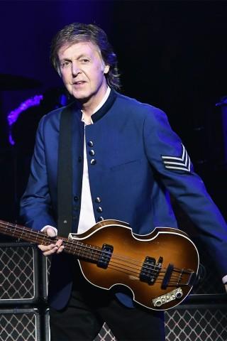Paul McCartney, Billie Eilish, & More Join Forces