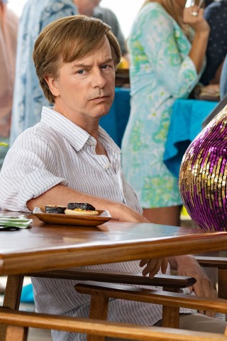 David Spade Swims With Sharks in 'The Wrong Missy'