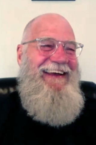 David Letterman Returns to the Stern Show