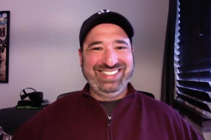 Fellow Stern Show staffer Jason Kaplan weighing in on JD's meeting conduct