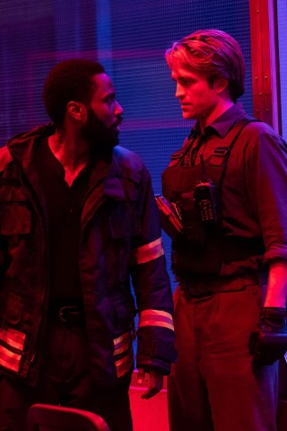 Time Inversion Thriller 'Tenet' Drops New Trailer
