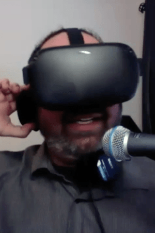 Jason Kaplan Shows Off His VR Porn Setup