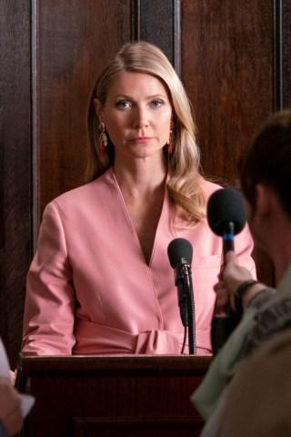 Gwyneth Paltrow Returns on 'The Politician'