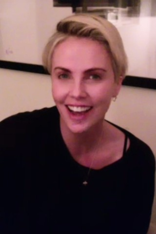 Charlize Theron Returns to the Stern Show