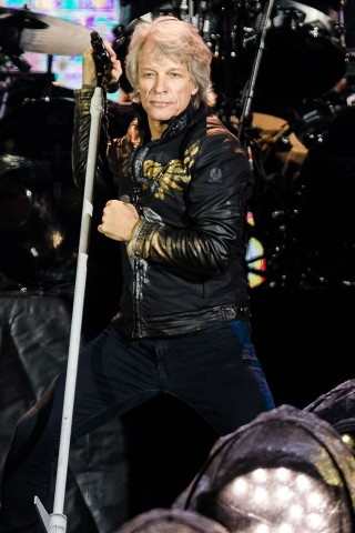 Bon Jovi Tackles COVID-19 in 'Do What You Can'