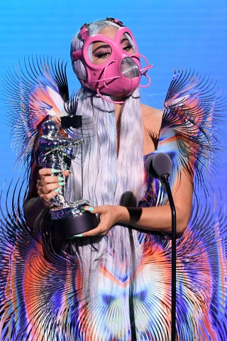 Lady Gaga Wins Artist of the Year