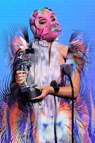 Lady Gaga Wins Artist of the Year