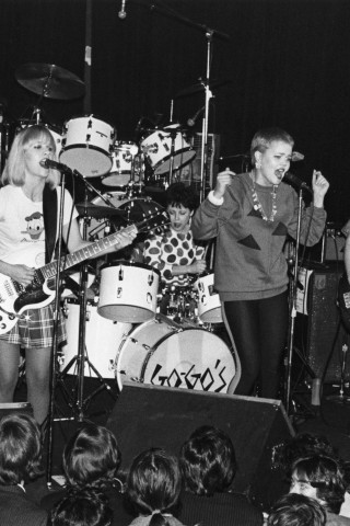 Hear the Go-Go's First New Song in 19 Years