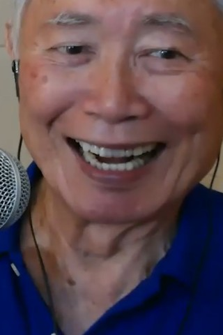 George Takei Wants to Talk George on Sports Show