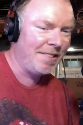 Richard Christy Announces Second Baby on the Way