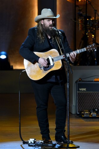 Hear Chris Stapleton's Heartfelt New Song