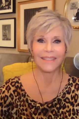Jane Fonda Talks Life, Death, & Activism
