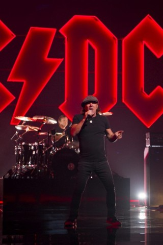 AC/DC Rocks Out in New Song 'Shot in the Dark'