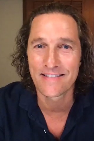 Matthew McConaughey Opens Up About His New Book
