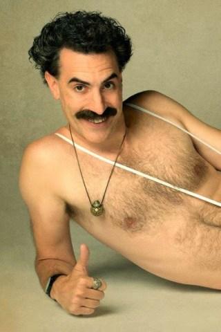 Sacha Baron Cohen Bares All in 'Borat' Sequel