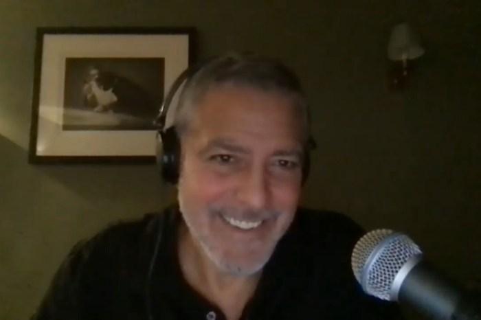 George interviewed by Howard Stern George-clooney