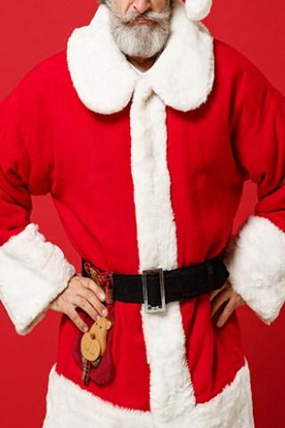 Richard & Sal Have a Holiday Feud on Swap Shop