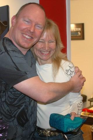Howard Remembers Paula Gloria and Wheels