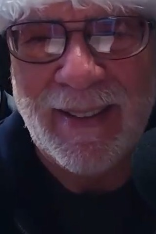 Ronnie Mund Dominates Virtual Staff Gathering