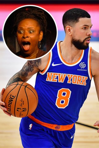 Knicks Duo Get the Robin Quivers Treatment