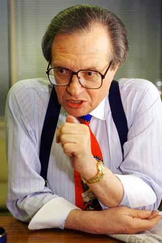 Howard Remembers Broadcasting Legend Larry King