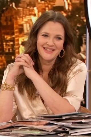 Drew Barrymore on Dating, Divorce, & Daytime TV