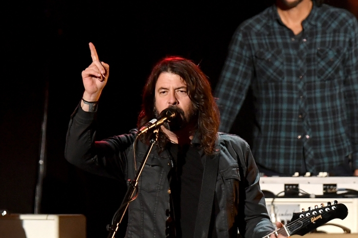 Dave Grohl's Foo Fighters are among 16 acts nominated for the 2021 Rock and Roll Hall of Fame class