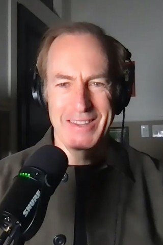 Bob Odenkirk Makes His Stern Show Debut