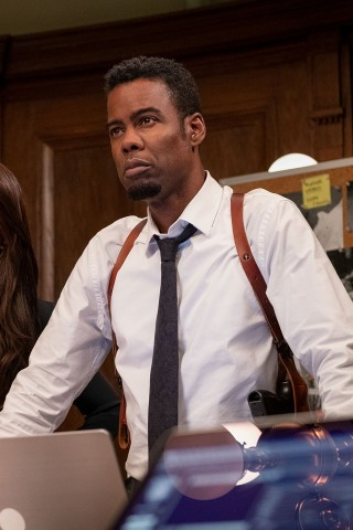Chris Rock Tracks a Deranged Psycho in New Trailer
