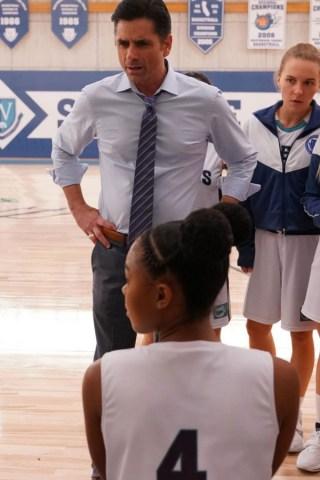 John Stamos Coaches Basketball in New Trailer