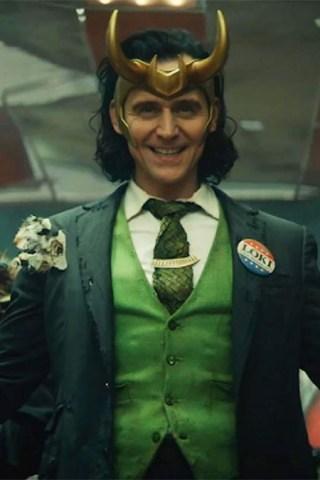 Marvel Supervillain Solves Time Crimes in 'Loki'