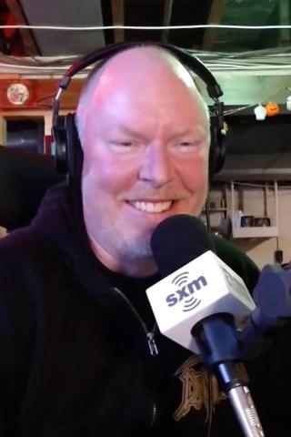 Richard Vacuumed Deer Poop on Paternity Leave