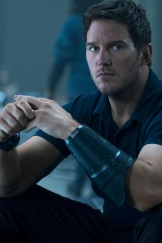 Read about Chris Pratt Takes on Aliens in 'The Tomorrow War'