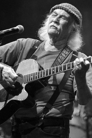 Read about David Crosby Drops 'River Rise' Ahead of New Album