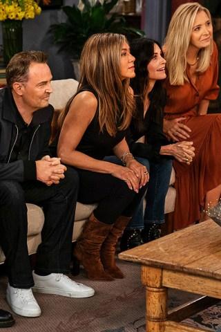 Jennifer Aniston & Co Return for 'Friends' Reunion