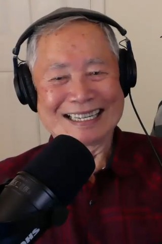 Read about George Takei on William Shatner & Life After Death