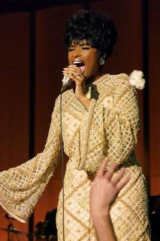 VIDEO: Jennifer Hudson Shines as Aretha Franklin