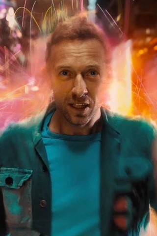 Read about Chris Martin Dances With Aliens in New Music Video