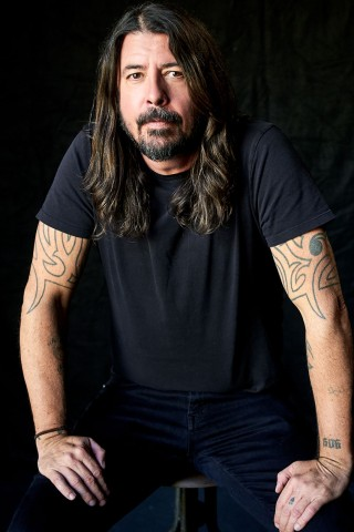 Read about Dave Grohl Tells Howard Foo Fighters Will Play MSG