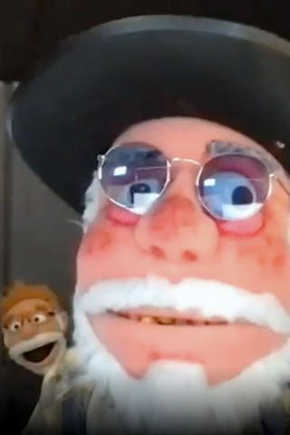 Jeff the Drunk Puppet Opens Up About His Hard Life