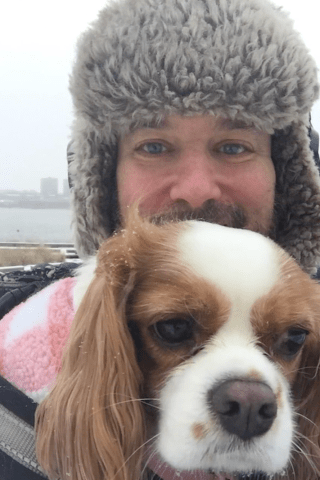 Read about VIDEO: Benjy Covers His Face in Dating Profile Pic