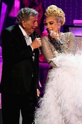 Read about Tony Bennett and Lady Gaga Drop New Duet