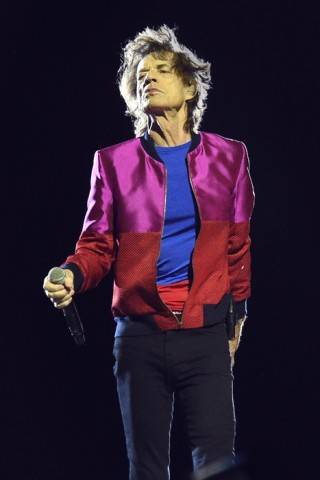 Read about Mick Jagger Makes His Stern Show Debut