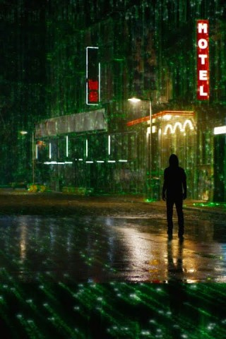 Read about Keanu Reeves Is Back in 'The Matrix Resurrections'